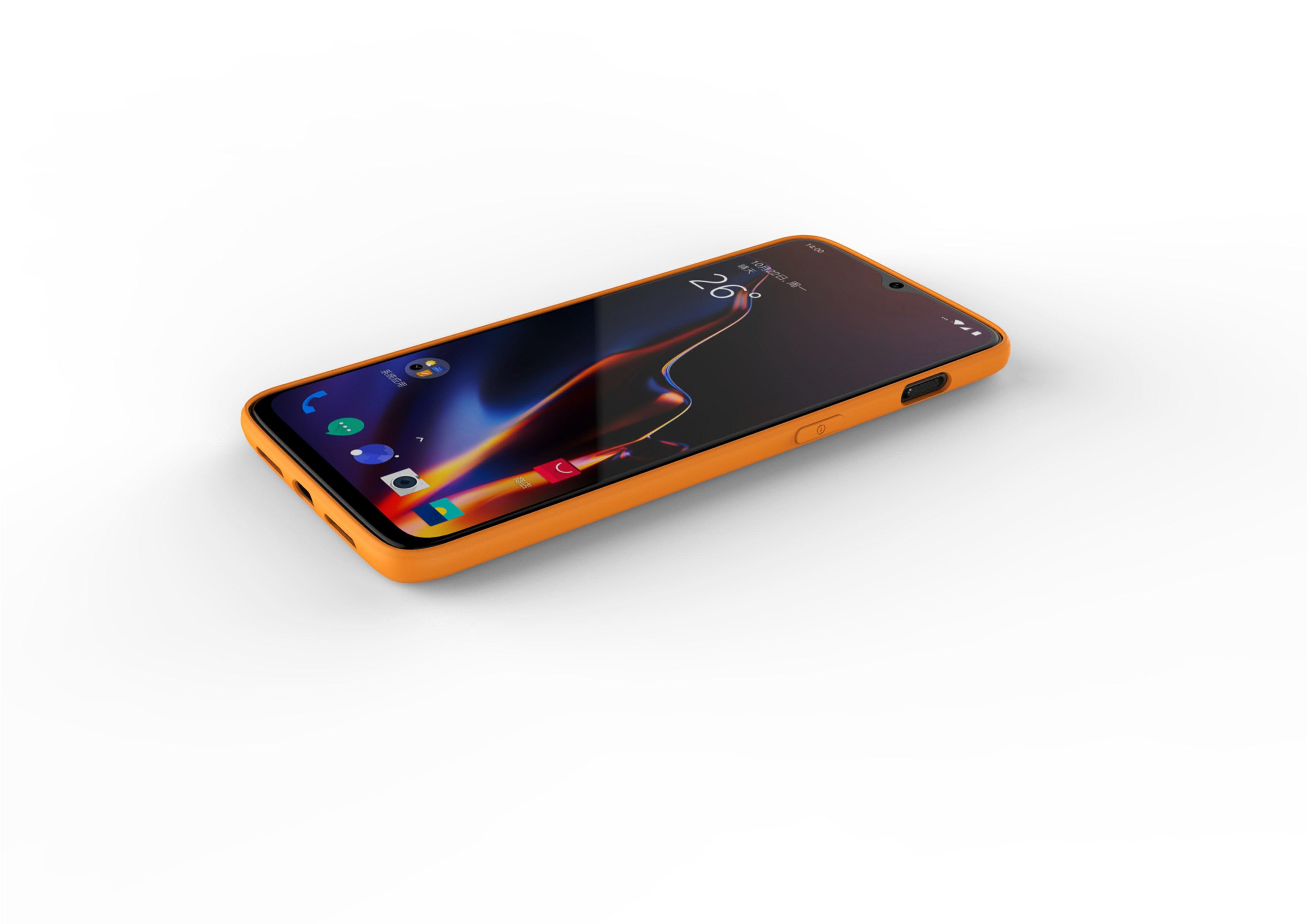 Original customizable design Oneplus 6T Case