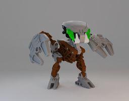 Pahrak-Kal 3D model