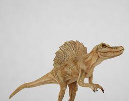 3D asset Spinosauru