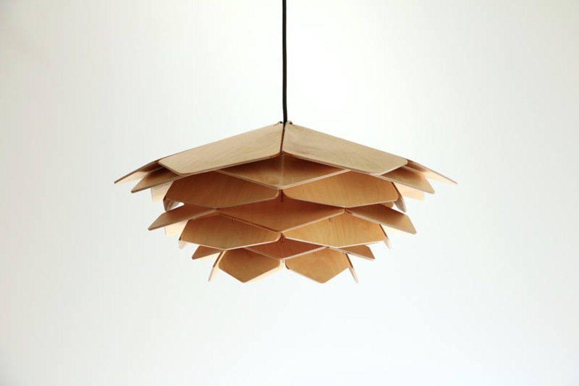 LASER CUT PARAMETRIC BEAUTIFUL LAMP | 3D Print Model