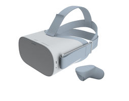3D Oculus Go with Controller