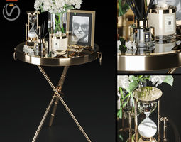 Decorative Set 10 3D
