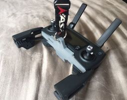 3D DJI Mavic Pro Remote Controller Neck Strap