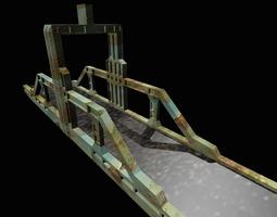 3D asset Bridge