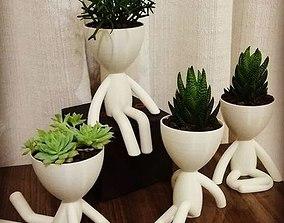 Relaxitos vase 3D print model
