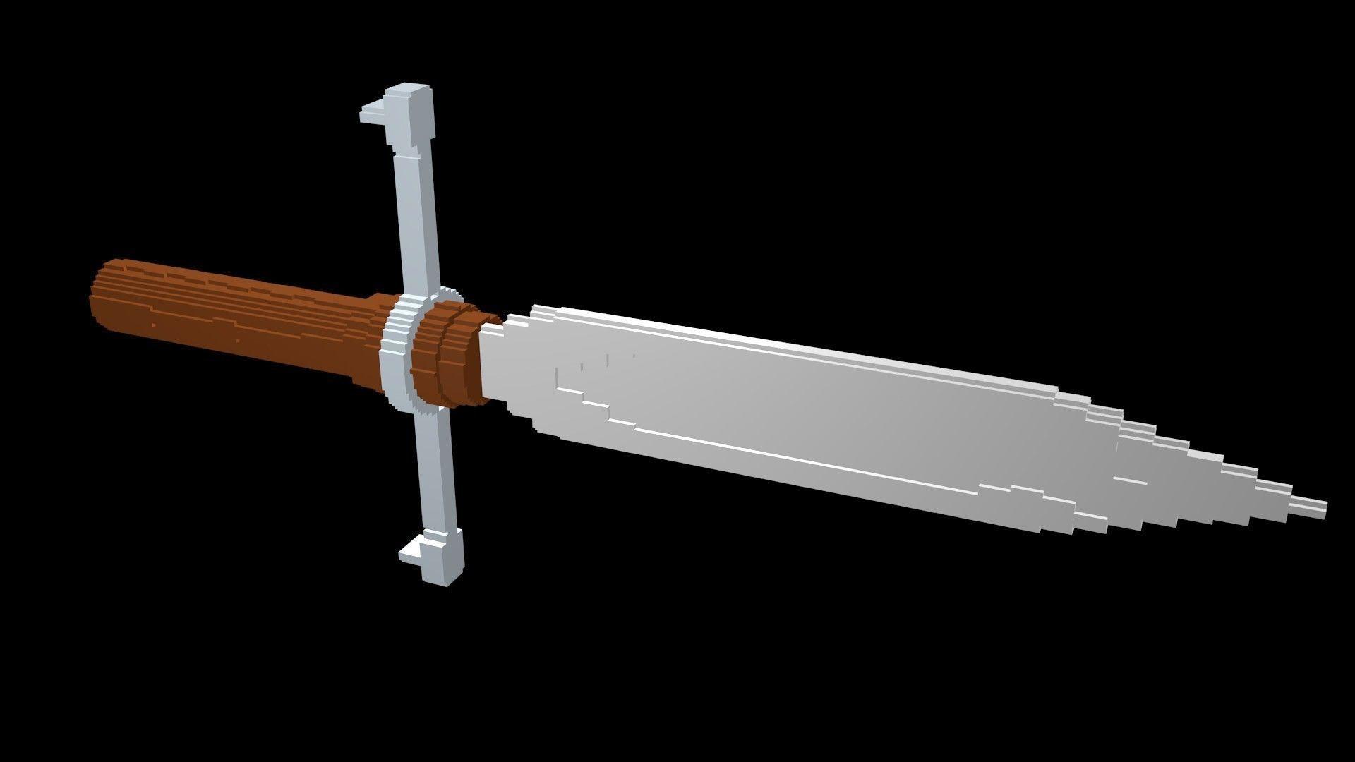 Dagger voxel