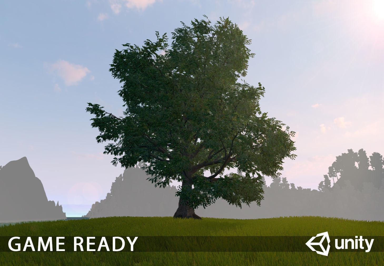 Old Oak for unity
