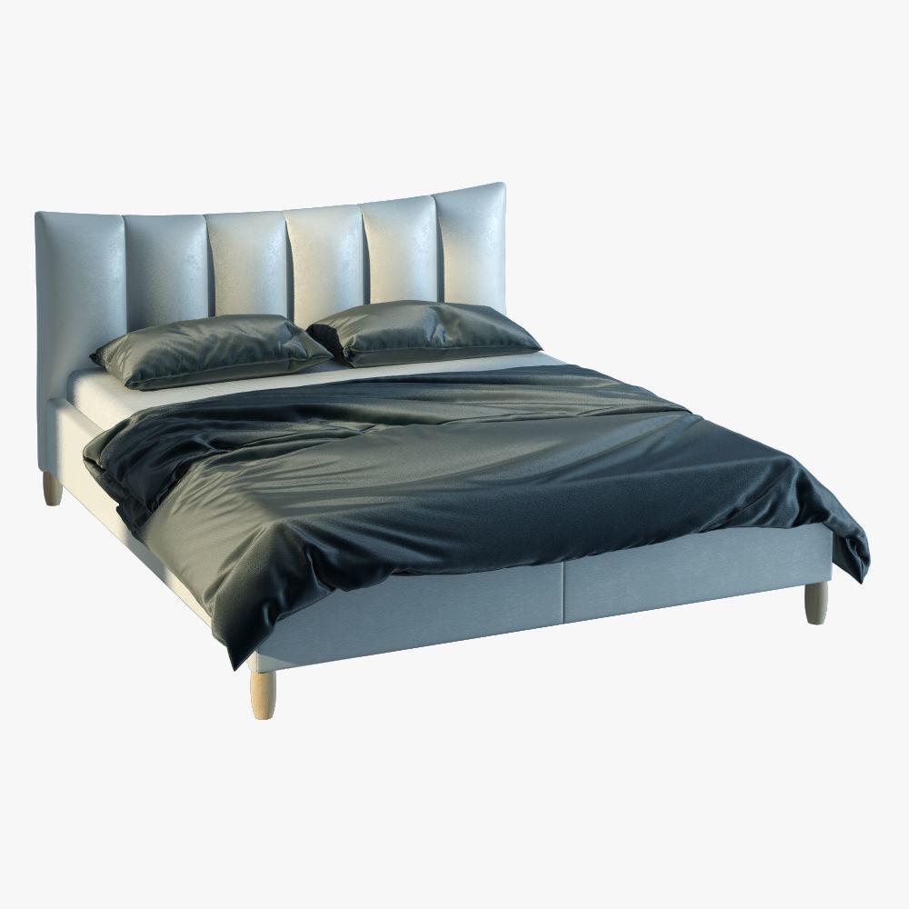 Bed Sandy Halmar