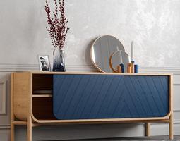 Harto Sideboard Marius 155 3D