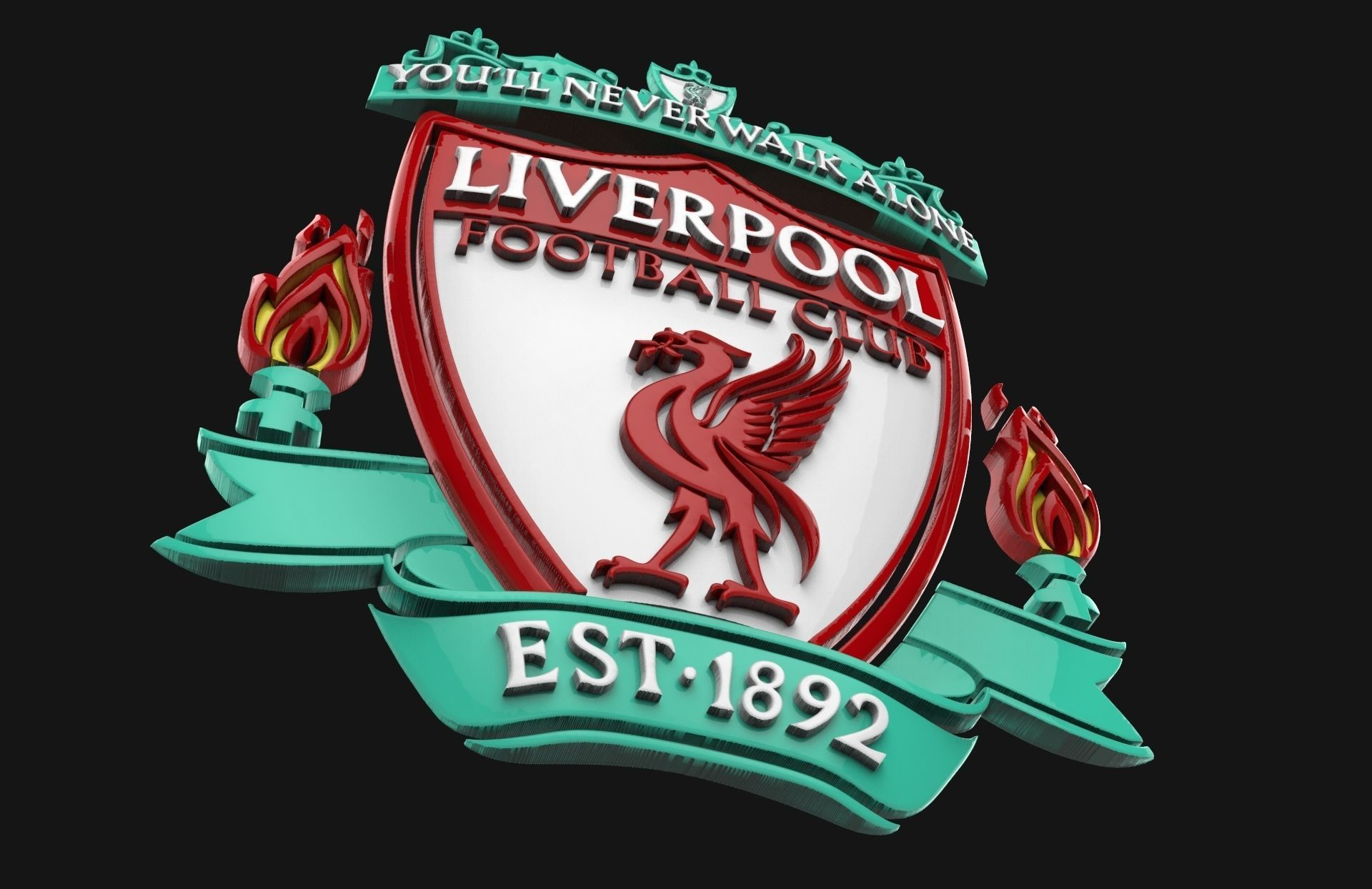 Liverpool Football Club Branding Interior Design And