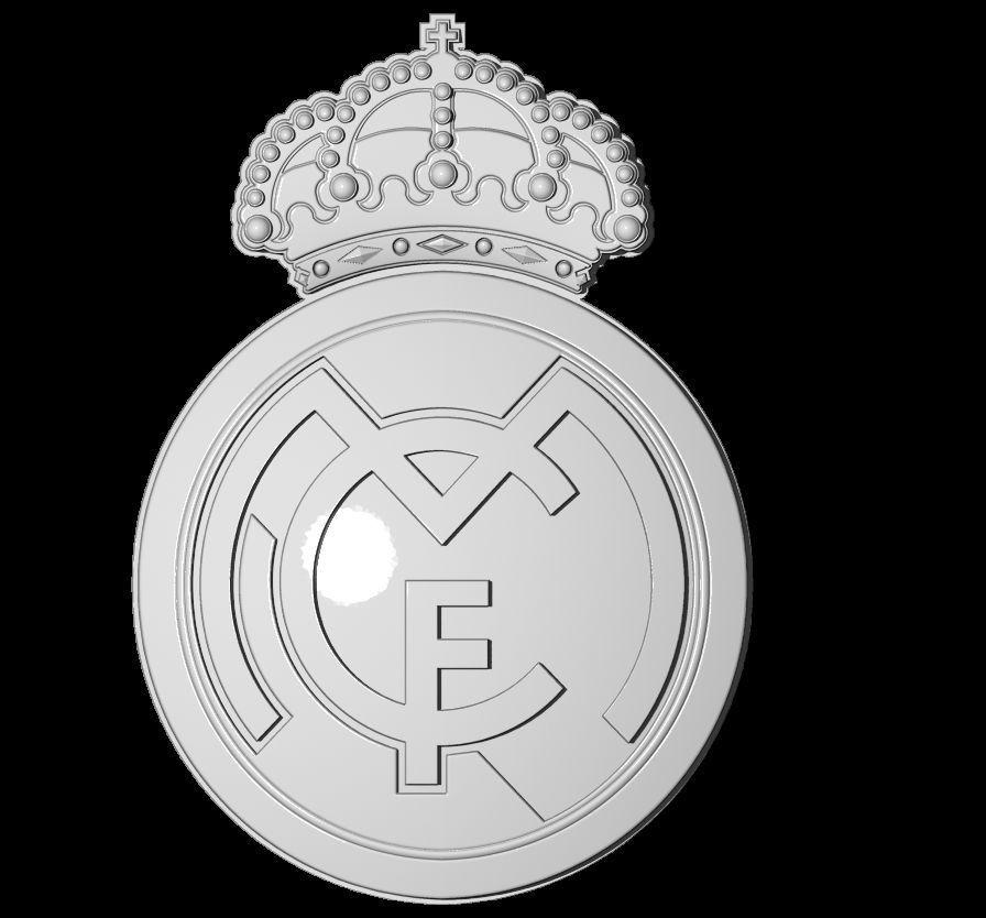 Real Madrid Logo / Real Madrid Badge Rm G457 Amstadion Com ...