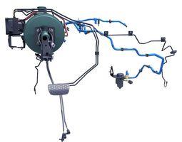 Car Brake System 3D