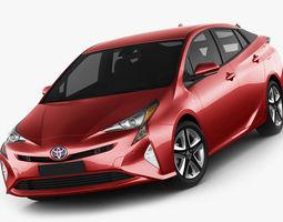 Toyota Prius 2016 3D