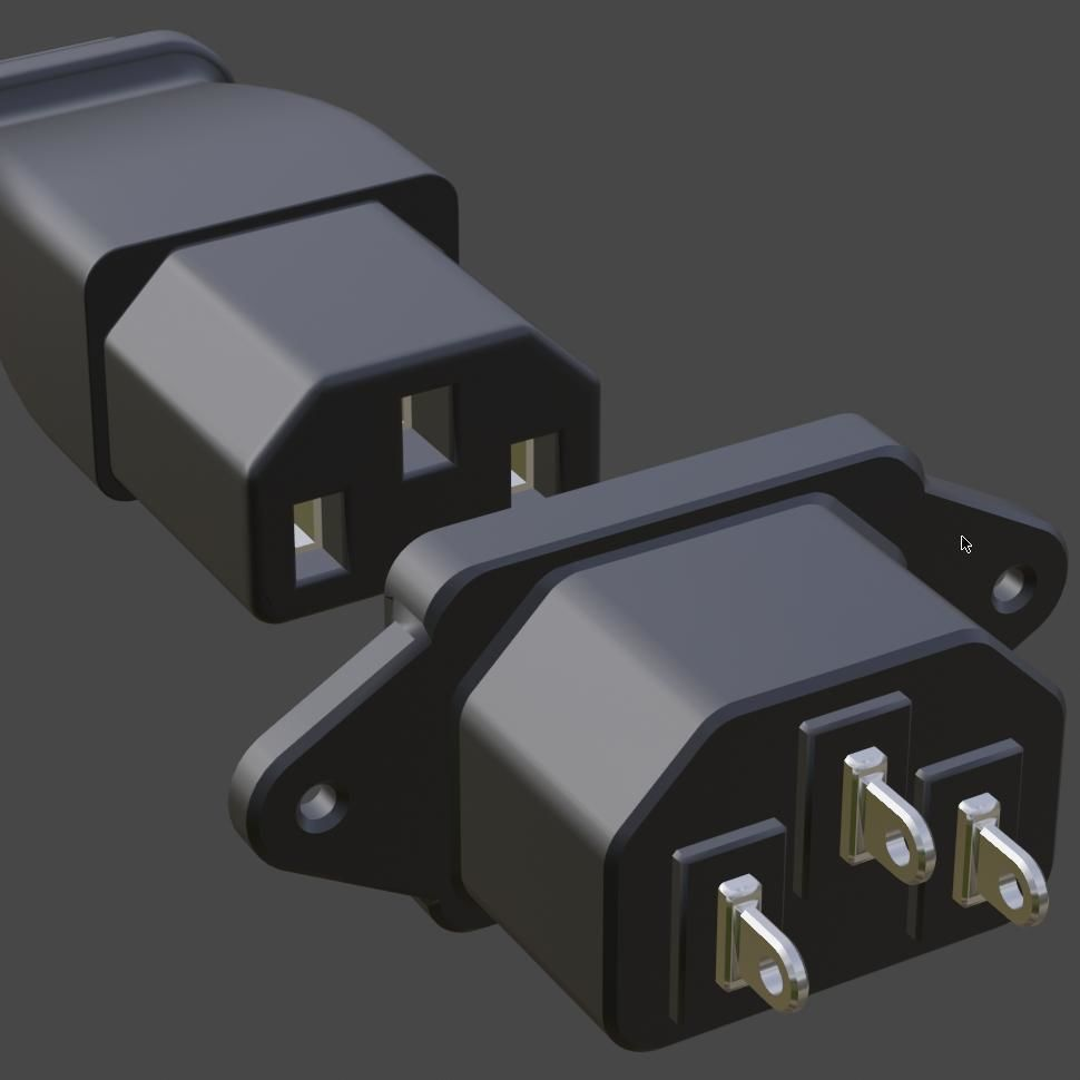 UK Plug and Socket