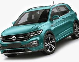 3D VW T-cross 2019