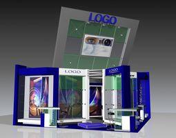 Photo Expo 01 3D model