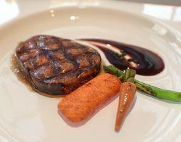 3D model beef steak