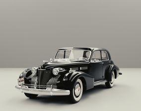Classic Car Antique 3D