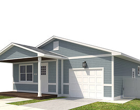 3D House-036