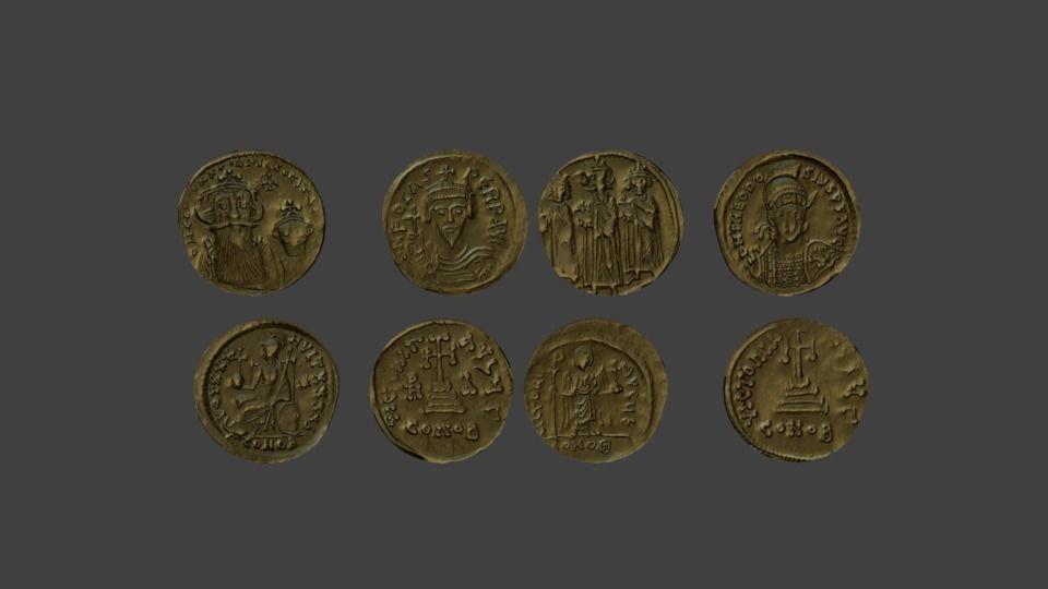Medieval Money Grecia