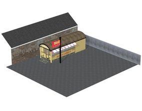 Bobs Diner 3D model