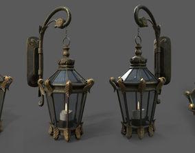 Lantern Bloodborne - Victorian style 3D asset