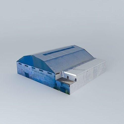 building in porto alegre - rio grande do sul, brazil 3d model max obj mtl 3ds fbx stl dae 1