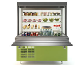 3D model bourgeat Refrigerated showcase Oasis