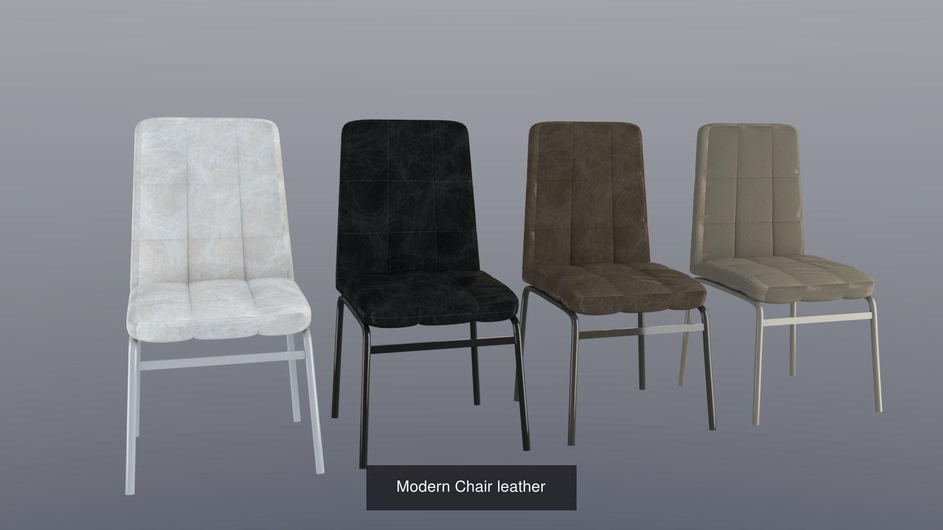 Modern interior furniture 3d model max obj mtl fbx ma mb 3dm mel 9
