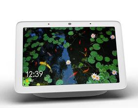 3D Google Home Hub Smart Display