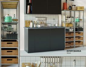 3d Oven Ikea Gorlig Cgtrader