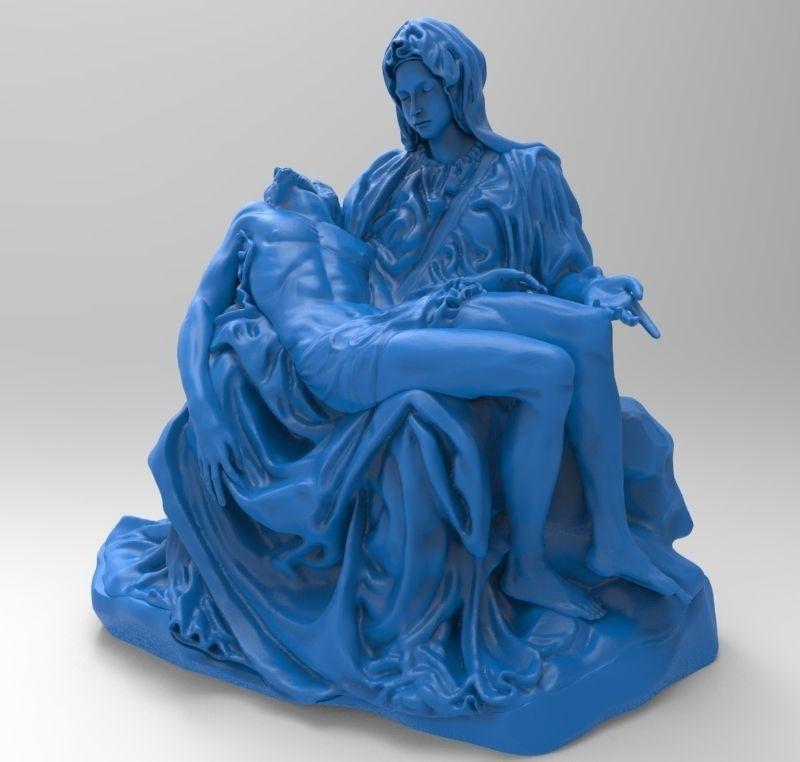 Pietta Da vinchi Sculptur