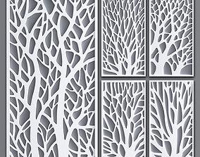 Decorative panel 8 3D