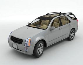 2004 Cadillac SRX 3D model