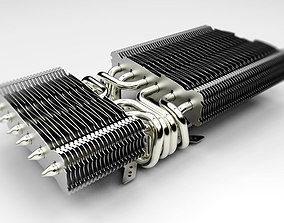 3D Alpenfohn Peter 2 GPU Cooler