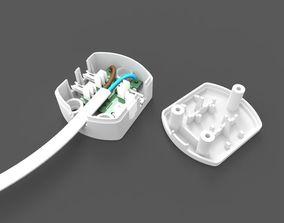 3D LED Splitter Box