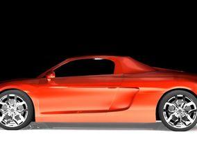 3D model car 2016