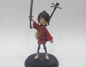 Kubo and the Two Strings 3D print model
