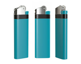 Lighter 01 3D model
