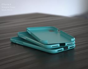 IPhone X Case 3D print model
