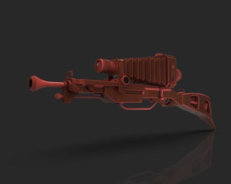 Steampunk Camera Sniper