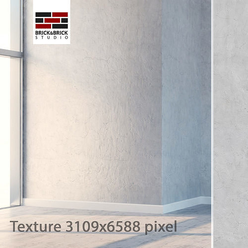 plaster 106 3d model max obj mtl fbx mat 1
