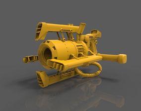 3D Ratchet and Clank Gun