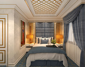 HOTEL ROOM design 3D