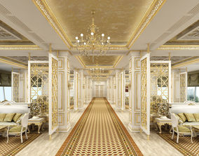 furniture president cruise hall 3D