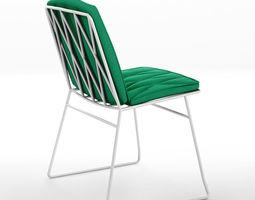 jardan seb dining chair  3d