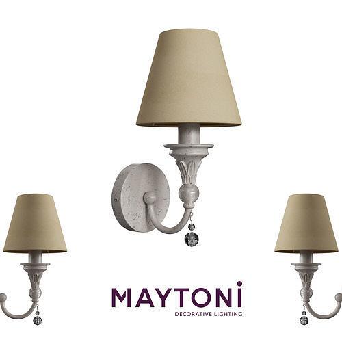 Sconce Torino ARM139-01-W Maytoni Classic