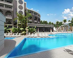 HOTEL hotel 3D model