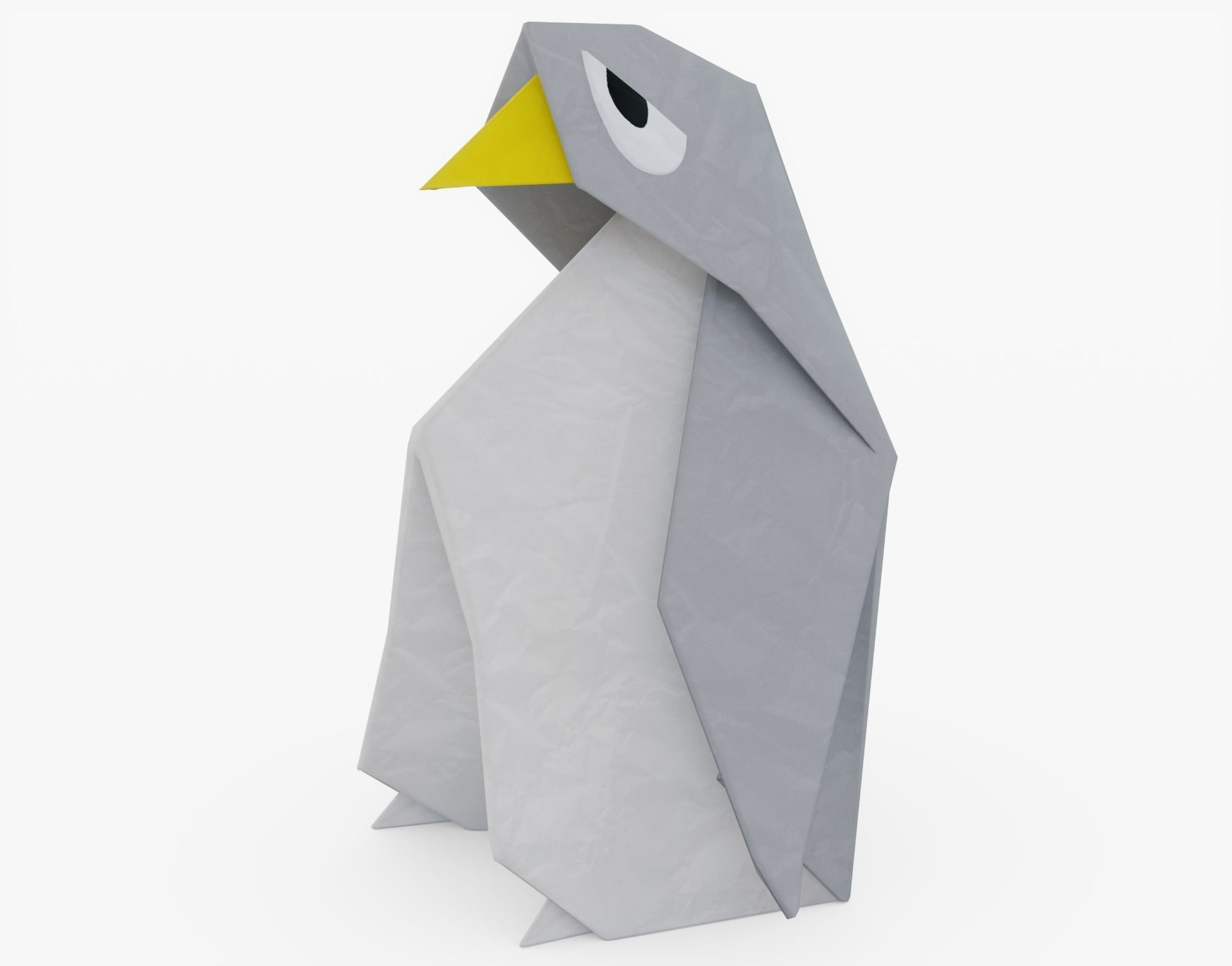How to Make an Origami Penguin-Easy Origami Penguin Instructions | 1505x1920