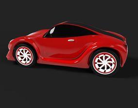 The Concept Sportscar 3D model